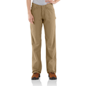 Flame-Resistant Canvas Work Pant