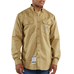Flame-Resistant Classic Twill Shirt with Pocket Flaps - FRS160