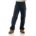 Flame-Resistant Midweight Canvas Jean-Loose Fit