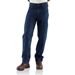 Flame-Resistant Signature Denim Jean-Relaxed Fit - FRB100