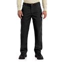 Flame-Resistant Washed Duck Work Pant