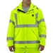 High-Visibility Class 3 Waterproof Jacket - 100499