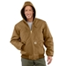 Quilted-Flannel-Lined Duck Active Jac - J140