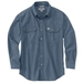 S202 Men's Fort Solid Long-Sleeve Shirt - S202