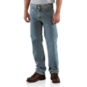 Traditional-Fit Straight Leg Jean