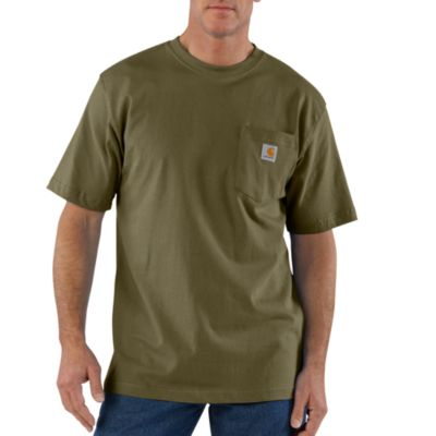 K87 Carhartt Men's Workwear Pocket T-Shirt