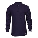 FR Classic Cotton Long Sleeve Henley