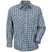 Bulwark Excel ComforTouch 88/12 Plaid Uniforn Shirt - SLD6