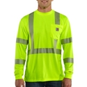 Force High-Visibility Long-Sleeve Class 3 T-Shirt