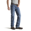 Mens FR M3 Loose Basic Stackable Straight Leg Jean