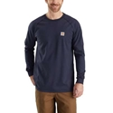Flame-Resistant Carhartt Force? Cotton Long-Sleeve T-Shirt