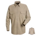 Bulwark Cool Touch?2 Button Front Deluxe Shirt